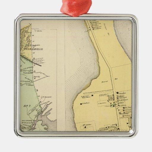 Bronx el condado de Westchester Nueva York Ornamento De Reyes Magos