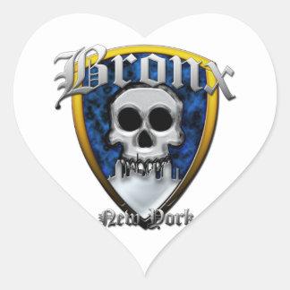 Bronx Heart Sticker