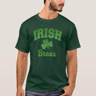 Bronx Irish Ladies Black T-Shirt