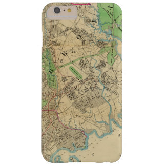 Bronx, New York Barely There iPhone 6 Plus Case