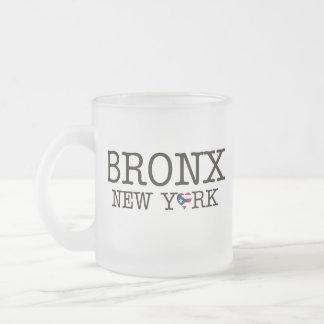 Bronx New York Freezer Mug