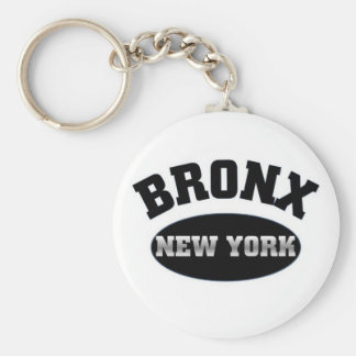Bronx, New York Keychains