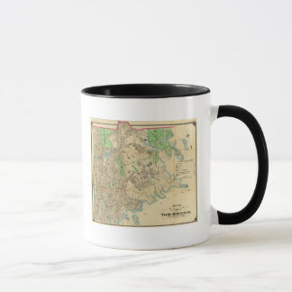 Bronx, New York Mug
