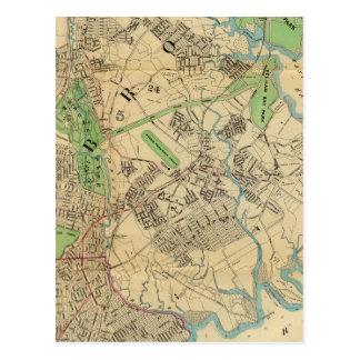 Bronx, New York Postcard