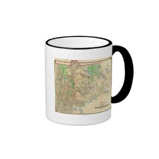 Bronx, New York Ringer Mug