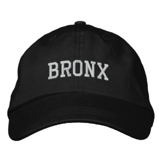 Bronx Personalized Adjustable Hat