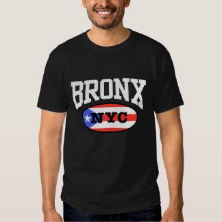Bronx Puerto Rican Tee Shirt
