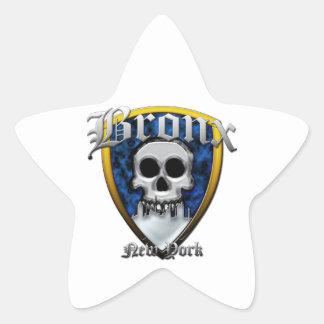 Bronx Star Sticker