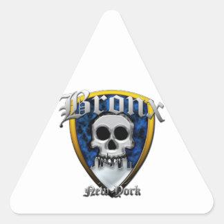 Bronx Triangle Sticker
