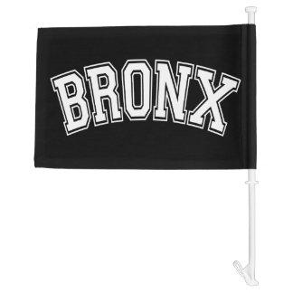 BRONX CAR FLAG