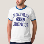 Bronxville - caballos salvajes - alto - Bronxville Playera