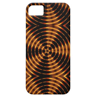 Bronze Abstract iPhone 5 Barely There Case