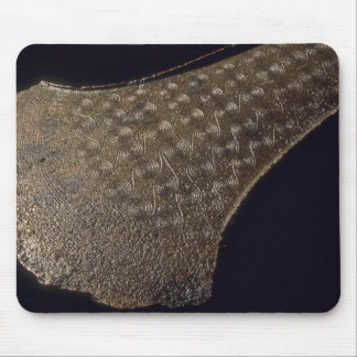 Bronze Age axe, 3500 B.C.. Mouse Pad