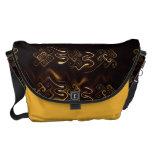 Bronze age (brown) messenger bag