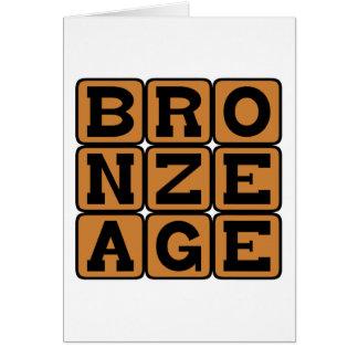 Bronze Age, Era of Human Innovation Card