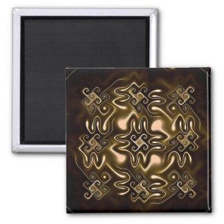Bronze age refrigerator magnets