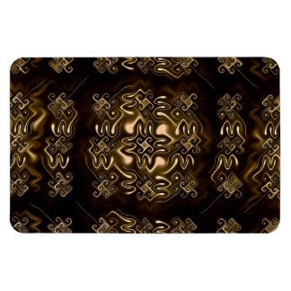 Bronze age vinyl magnets