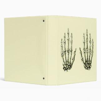 Bronze Bones of the Hand Binder