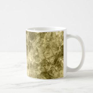Bronze Crumpled Texture Coffee Mug