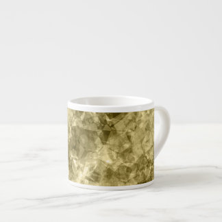 Bronze Crumpled Texture Espresso Cup