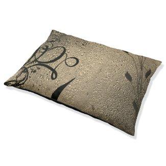 Bronze Dew Drops Pet Bed