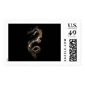 Bronze Dragon Stamps