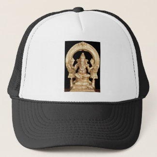 BRONZE GANESH TRUCKER HAT
