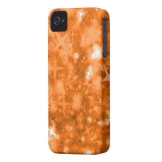 Bronze glitter iphone 4 barely Case-Mate iPhone 4 case