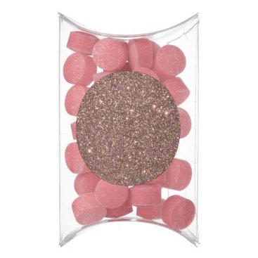 Beach Themed Bronze Glitter Sparkles Chewing Gum