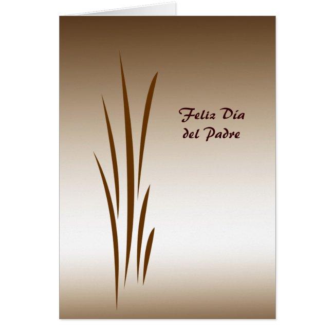 Bronze Grass Dia del Padre