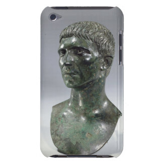 Bronze head of a man, Roman, beginning of 1st cent iPod Touch Cover