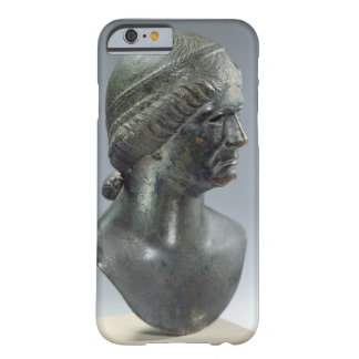 Bronze head of a woman, sometimes identified as Ma Barely There iPhone 6 Case