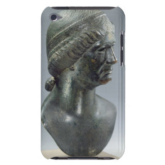 Bronze head of a woman, sometimes identified as Ma Barely There iPod Cover