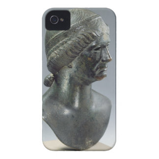 Bronze head of a woman, sometimes identified as Ma iPhone 4 Case