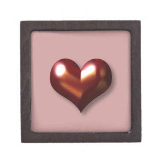 Bronze Heart Premium Gift Box