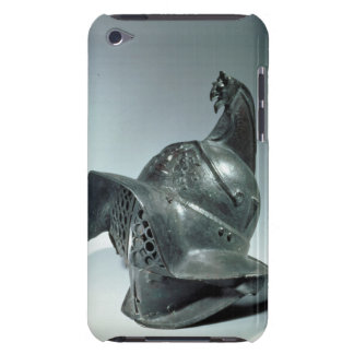 Bronze helmet of Thracian gladiator, Roman, 1st ce iPod Touch Case-Mate Case