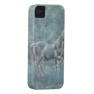 Bronze horse iPhone 4 case