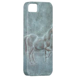Bronze horse iPhone SE/5/5s case