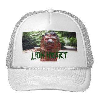 Bronze Lion - Lion Heart Design Trucker Hat