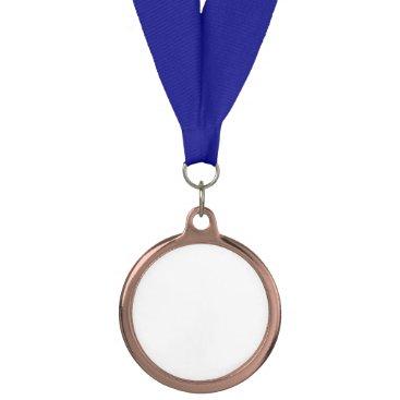 Beach Themed Bronze Medal