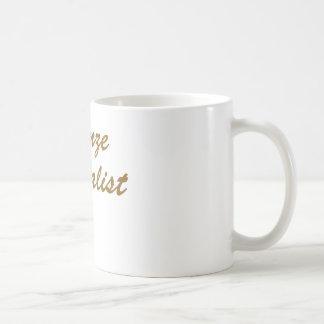 Bronze Medalist Coffee Mug