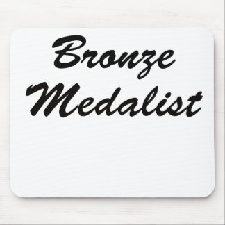 Bronze Medalist Mouse Pads