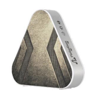 Bronze Metal design bluetooth speaker