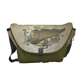 Bronze Pegasus Urban Messenger Bag