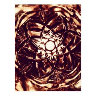 Bronze * postcard
