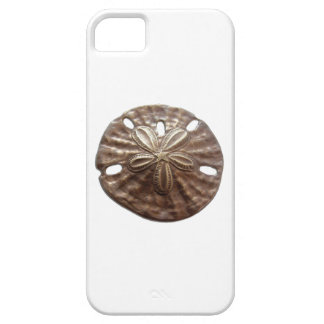 Bronze Sand Dollar iPhone 5 Cover