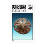 Bronze Sand Dollar Postage Stamps