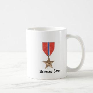 Bronze Star Coffee Mug