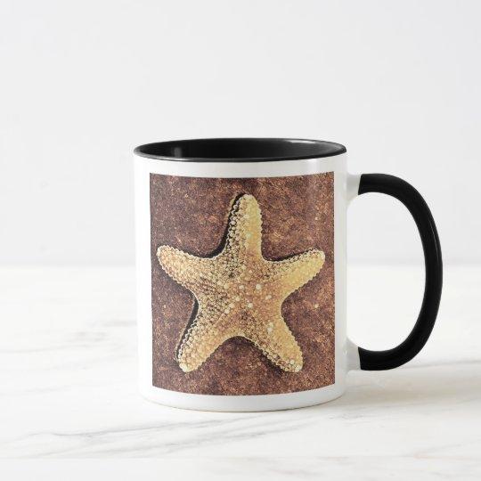 Bronze Starfish Coffee Cup