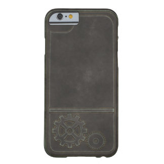 Bronze Steampunk Barely There iPhone 6 Case